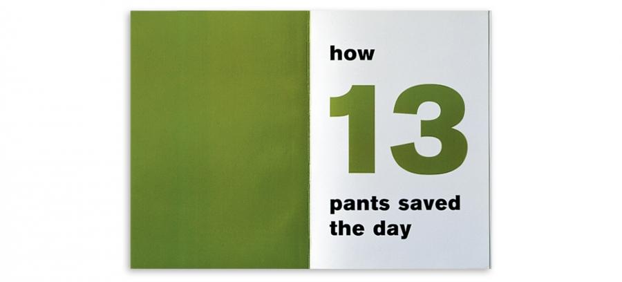 13 pants